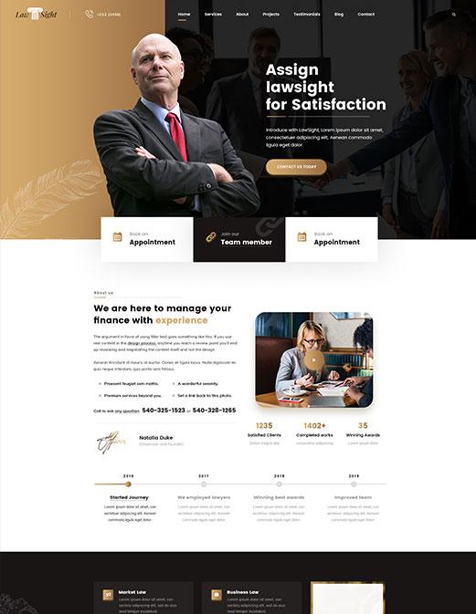 LawSight - <cite>Home 02</cite>